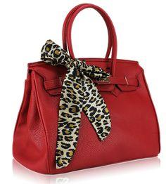 Style Advice: Red Designer Replica Handbags for Fashionable Women