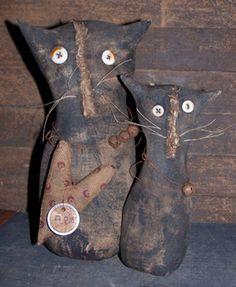 PatternMart.com ::. PatternMart: catnap sale ~ mom & me kitty cats