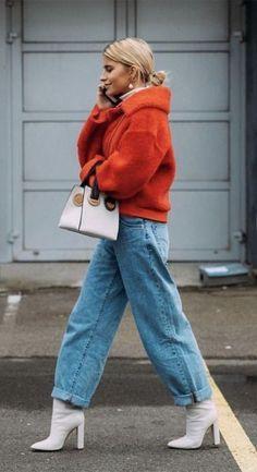 Crea outfits rápidos y prácticos, checa estas 10 ideas para lucir elegante y casual. #casual #outfitselegantes #jeanscontacones #outfitcasual #outfitsparatrabajar Normcore, Fashion Outfits, Blazer, Alternative, Style, Diy, Lace Tops, Denim Jeans, White Tops