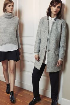 Woman Collection Winter 14 Campaign