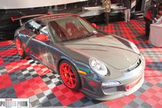Porsche 911 GT3 RS from #SEMA 2012