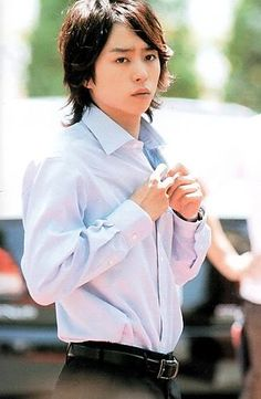 somewhere out there ☆ - SAKURAI SHO PICSPAM!