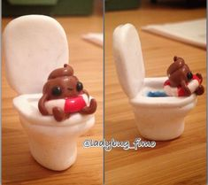 clay poop 2019 clay poop The post clay poop 2019 appeared first on Clay ideas. Cute Polymer Clay, Cute Clay, Polymer Clay Miniatures, Fimo Clay, Polymer Clay Charms, Polymer Clay Creations, Ceramic Clay, Clay Art Projects, Polymer Clay Projects