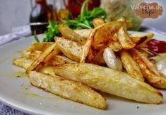 Zelerové hranolky Russian Recipes, Camembert Cheese, Polish, Meat, Chicken, Food, Vitreous Enamel, Essen, Meals