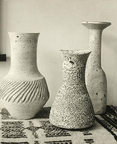 Lucy Rie: Ceramic Vases. @designerwallace