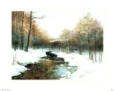 1853. This is one of those pleasant winter mornings when you find the river firmly frozen in the night, but still the air is serene and the sun feels gratefully warm an hour after sunrise... January 7. http://www.outriderbooks.com/oop/Thoreau107.html
