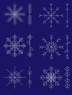 How to Draw Snowflakes Like a Professional - Melissa Carter Design How to Draw Snowflakes Like a Professional - The White Corner Creative Christmas Art, Winter Christmas, Christmas Decorations, Christmas Ornaments, Christmas Lights, Winter Art, Chalkboard Art, String Art, Holiday Crafts