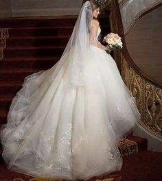 Gorgeous dress from Types Of Gowns, Dream Dress, Bridal Collection, Wedding Bells, Getting Married, Dream Wedding, Princess, Wedding Dresses, Womens Fashion