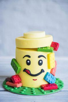 Детский 3Д лего торт .Маленький тортик для больших сластён. Объемный детский торт. Торт на детский день рождения. Торт на заказ. Кондитерская Tiramisu https://vk.com/tiramisucake Cake@tiramisu.ru
