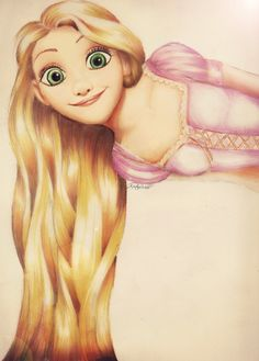 Cutest Disney princess ever! This is the second most expensive movie ever made and it took them 6years. Watch it, and you will laugh, cry, and want to watch it again.