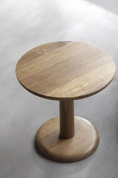 The Pon Table is equally appealing as a side table, ideal for a laptop or tablet, a book or magazine, a drink or a snack. Wood Sofa, Sofa Set, Laptop, Lounge, Shape, Magazine, Drink, The Originals, Book