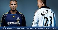 Bend it like Beckham ~ HERBALIFE24 user and sponsor.