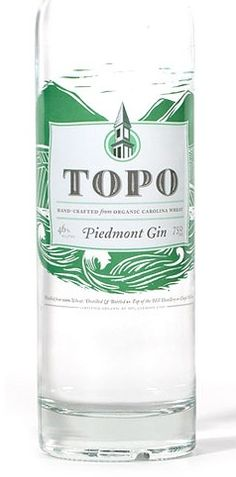 Top of the Hill Piedmont Gin Review_Cocktail Enthusiast http://cocktailenthusiast.com/top-hill-piedmont-gin-review