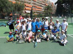 Été 2013 Stage tennis