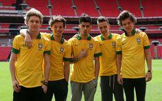 One Direction.. Brasil <3
