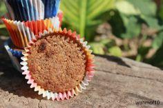 Flax seed muffins ~ Grain free, dairy free, sugar free