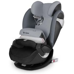 Cybex Pallas M-Fix Moon Dust Grey 2015Der Pallas M-fix bietet eine lange Nutzungsdauer von ca. 11 Jahren. In der Gruppe 1 schützt er mit einem tiefenverstellbaren Sicherheitskissen, das beim Frontalaufprall ähnlich einem aufgeblasenen Airbag vor Halswirbelverletzungen schützt, ohne einzuengen. Der Sitz kann für Kinder ab ca. 3 Jahren mit wenigen Handgriffen zum Solution M-fix umgebaut werden. Er kann auch in Autos ohne ISOFIX verwendet werden.Eigenschaften:    Autositzgruppe II / III von ...