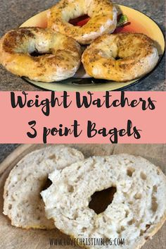 Weight Watchers 3 Point Bagels