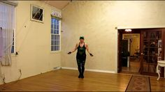 """jump rope routine by Emmie, music: """"Hellbound Train"""" by the Red Hot Chili Pipers"""