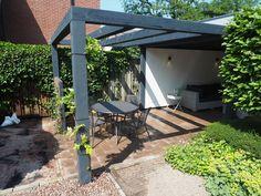 Outdoor Rooms, Outdoor Decor, Diy Garden, Pergola, Outdoor Structures, Patio, Life, Wellness, Gardening