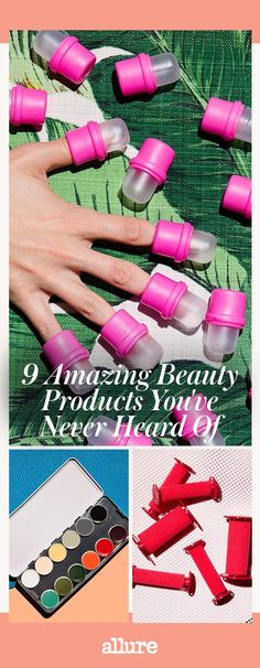 9 Amazing Beauty Products You've Never Heard Of | Allure