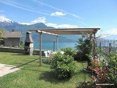 Traumhafte 3-Zimmer-FeWo mit traumhaften See- und Bergblick,Garten,BBQ,POOL-CARD Ferienhaus in Gravedona von @homeaway! #vacation #rental #travel #homeaway