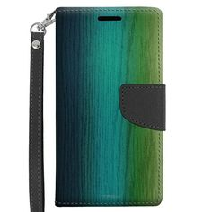 Samsung Galaxy Grand Prime Wallet Case - Seaform Blue to Lime Green Ombre Mesh Wood TrekCases http://www.amazon.ca/dp/B014TQ8QV0/ref=cm_sw_r_pi_dp_ytORwb0PA1WBY