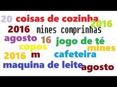 TUTORIAL DE MINES COMPRINHAS PRA O LAR AGOSTO 2016