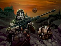 Mercenary Stormtrooper - That Summers Guy