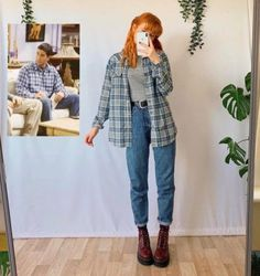 Tips And Tricks For Bettering Your Fashion Knowledge – Fashion Trends Vintage Outfits, Retro Outfits, Artsy Outfits, 80s Inspired Outfits, Friends Mode, Friends Series, 80s Fashion, Fashion Outfits, Quirky Fashion