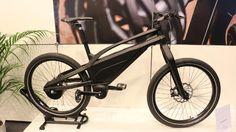 Hier fehlt doch was: Neues E-Bike ohne Kette und Ritzel. (Quelle: T-Online.de/Matthias Wahl)