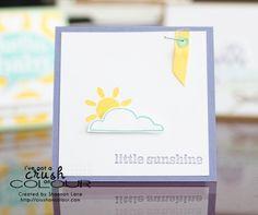 Triple-Up Thursday: Little Sunshine (1) by slane2 - Cards and Paper Crafts at Splitcoaststampers