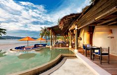 My Grill Restaurant. The Naka Island, Phuket. © Starwood Hotels & Resorts Worldwide
