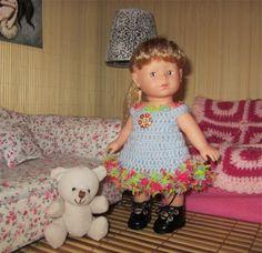 A little dress for Thalia