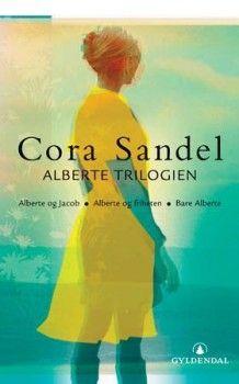 Alberte-trilogien av Cora Sandel (Heftet)