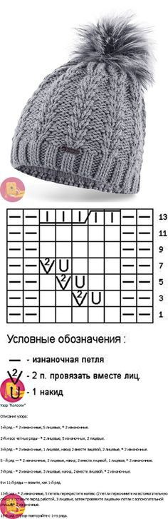 Красивая шапка с колосками — Сделай сам, ид Schöner Hut mit Ährchen – DIY, id # Ich würde # Ährchen … hat for beginners beanie pattern Schöner Hut mit Ährchen - DIY, id - Kleiner Balkon Ideen Bonnet Crochet, Crochet Headband Pattern, Beanie Pattern, Crochet Beanie, Knit Crochet, Crochet Hats, Crochet Ideas, Crochet Granny, Baby Knitting Patterns