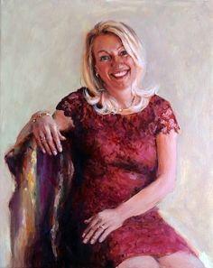 Esther van Tilburg | portretschilder