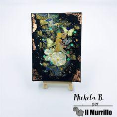 Tela Fantasy – Il Blog de La Bottega del Murrillo Medium Art, Mixed Media Art, Fantasy, Tutorial, Blog, Tela, Mixed Media, Blogging, Fantasy Books
