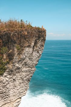 Karang Boma Cliffs, in Uluwatu, Bali Sud Est, Bali, Photo And Video, Water, Places, Outdoor, Instagram, Water Water, Outdoors