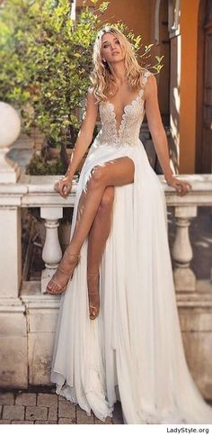 This wedding dress is a beautiful dream - LadyStyle