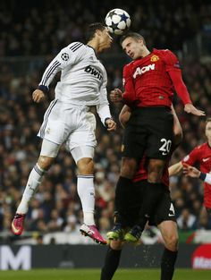 Real Madrid vs. Manchester United - http://www.gofootballtickets.com/leagues/english-premiership/manchester-united
