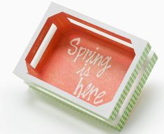 Spring is Here Goodie Crate