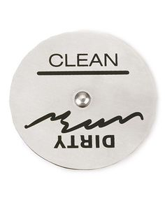 Another great find on #zulily! Rotating Dishwasher Magnet by R.S.V.P. International #zulilyfinds