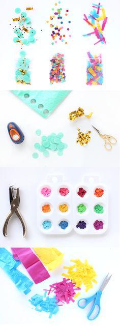 2. Confetti