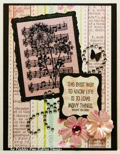 Prickley Pear Rubber Stamps: Cardinals Clearly Beautiful Stamp Set