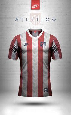 """Descubre la camiseta """"retro"""" del Atlético de Madrid que arrasa en las redes sociales 2"""