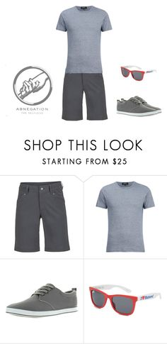 """""""Abnegation Summer"""" by hiltzerin-1 on Polyvore featuring Marmot, A.P.C., Arider, DGK, men's fashion and menswear"""