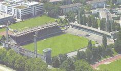 Past Stadiums :: Wankdorf Stadion in Bern Soccer Stadium, Football Stadiums, Bern, Switzerland, Past, Pictures, Sands, Photos, Past Tense