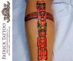 totum pole | All Rights Reserved © 1998-2013, TattooArtist.com