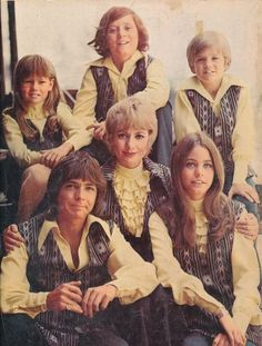 The Partridge Family. I loved David Cassidy when I was in 6th grade.